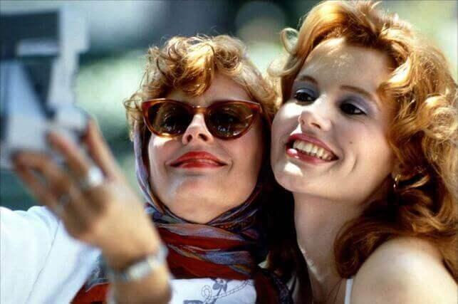 Thelma ja Louise, feministinen ääni miesten maailmassa