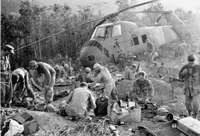sotilaat ja huumeet