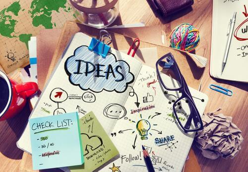 ajatuksia paperilla