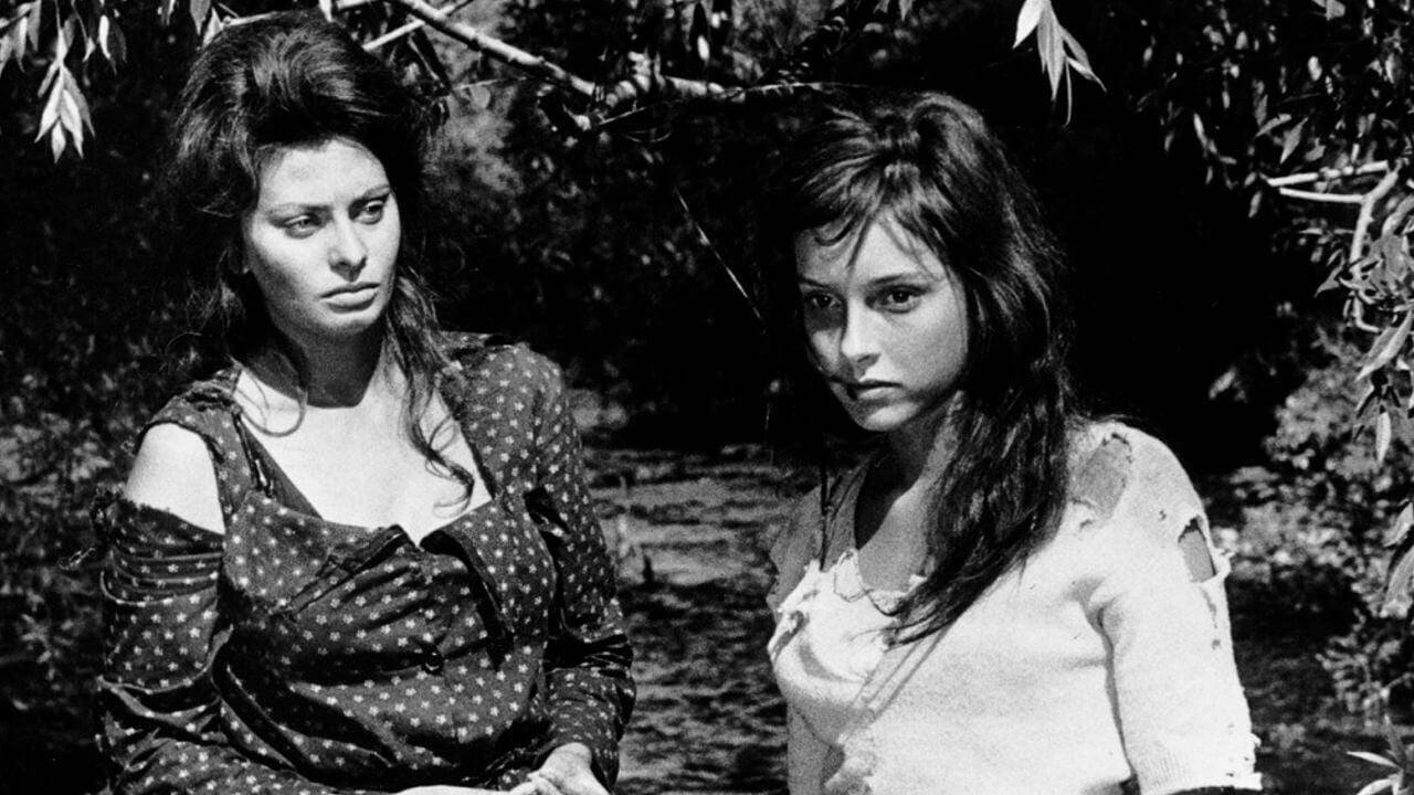 elokuvia naisista: Kaksi naista
