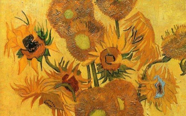 Van Goghin kukat