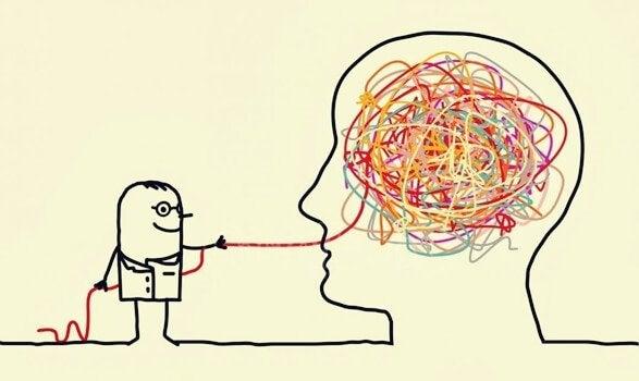 sotkuiset aivot