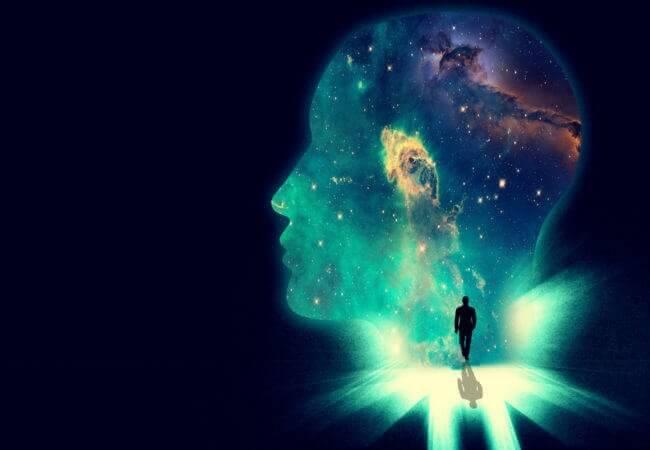 maailmankaikkeus mielessä
