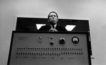 Milgramin koe: auktoriteettihahmo