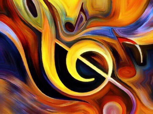 värit ja musiikki