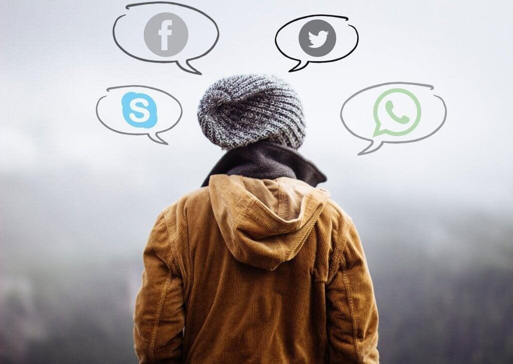 Sosiaalinen media terapian apuvälineenä?