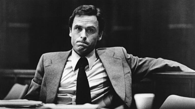 hirviö Ted Bundy