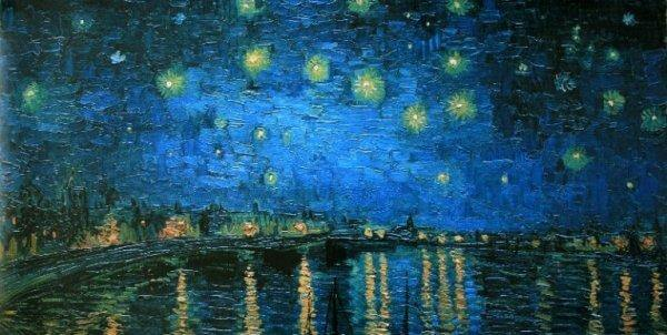 Van Goghin maalaus