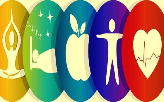 Wellness ja kaikki sen osa-alueet