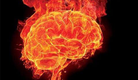 aivot tulessa