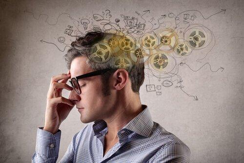 miehen aivot raksuttavat