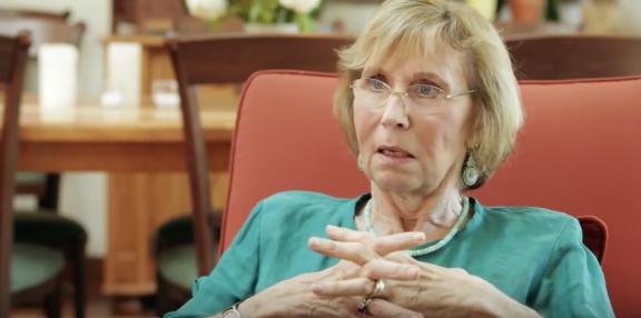 Christina Grof: ihmisluonnon hengellinen puoli