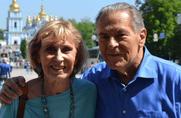 Stan ja Christina Grof