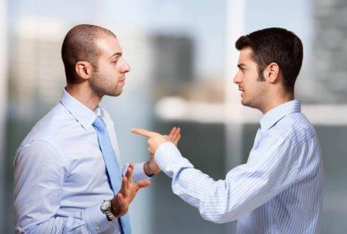 narsistit eivät lopeta väittelemistä