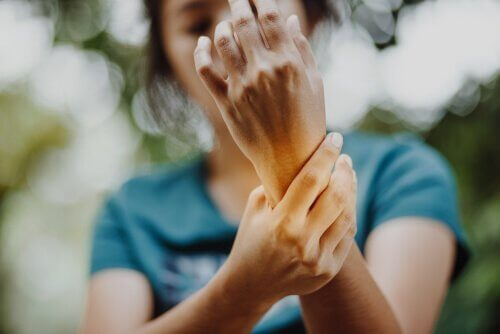 Vieraan käden oireyhtymä
