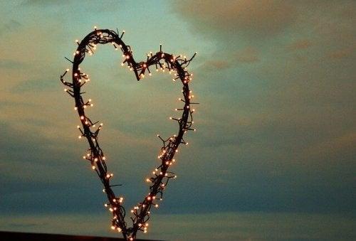 valoisa sydän