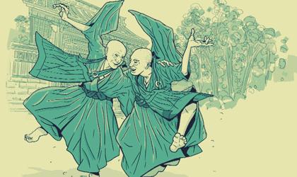 Vihollisen voittaminen Zen-buddhalaisuuden mukaan