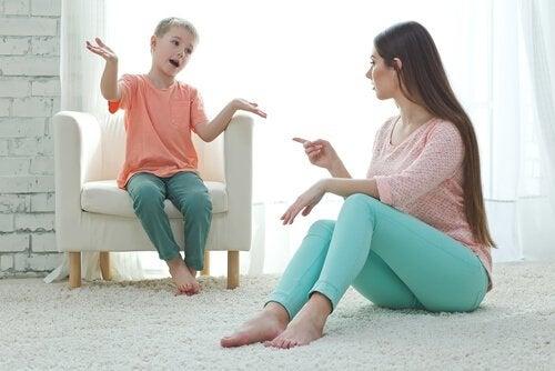 häirintämenetelmä auttaa korjaamaan käyttäytymistä