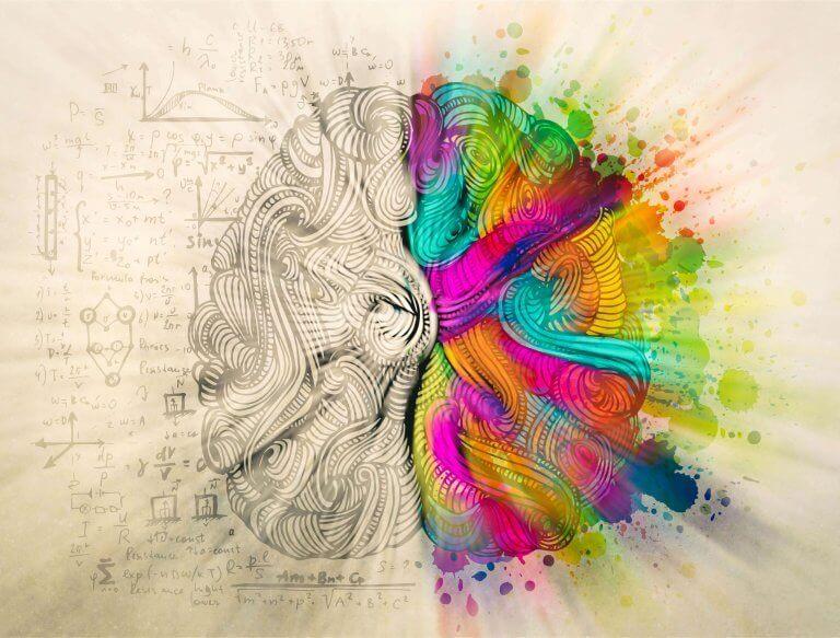 värejä aivoihin