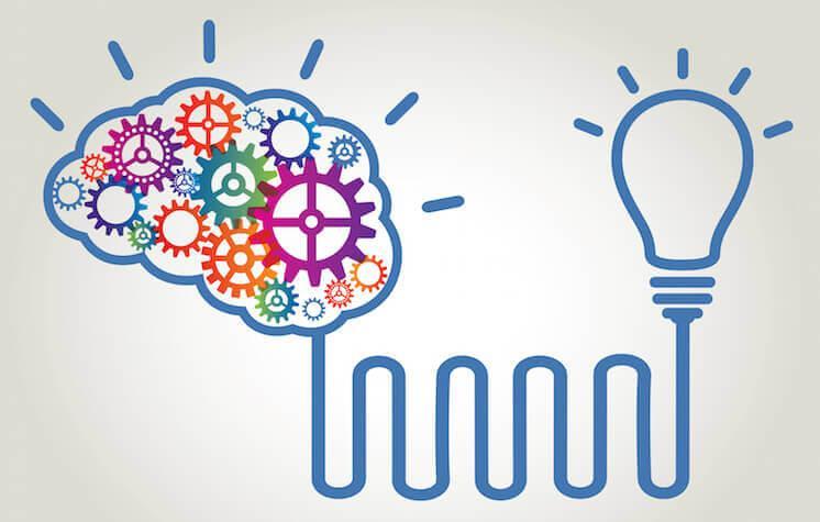 aivojen seitsemän arvoitusta: miten keksimme asioita?