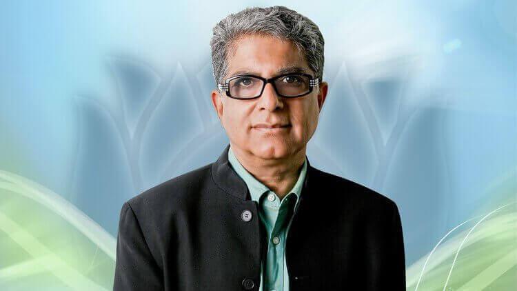 nykypäivän hengelliset johtajat: Deepak Chopra