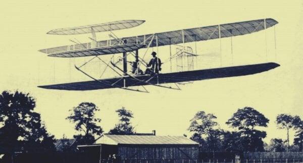 virheellisimmistä väitteistä: lentokone