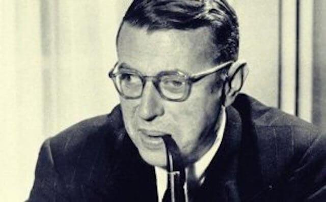 Jean-Paul Sartre: eksistentiaalisen filosofin elämänkerta