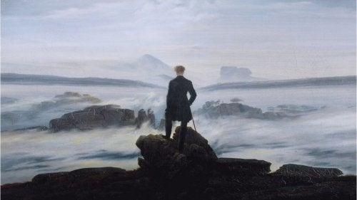 Kaspar Friedrichin maalaus