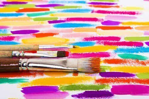 Taideterapia: määritelmä ja hyödyt