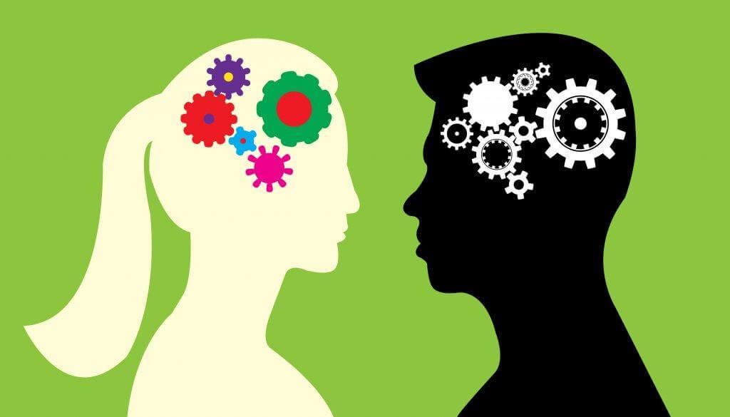 Onko miesten ja naisten aivojen välillä eroja?