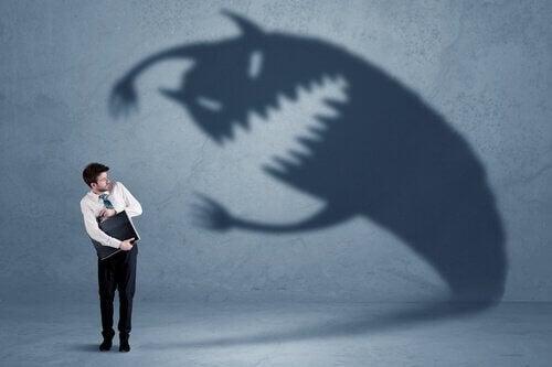 Viisi pelkoa: möröt