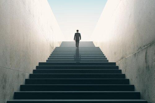 Viisi asiaa, jotka johtavat ammatilliseen kasvuun