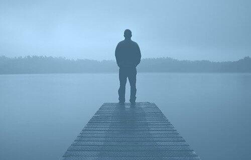 Viisi pelkoa: yksinäisyys