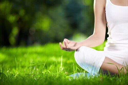 meditaatio voi parantaa elämääsi