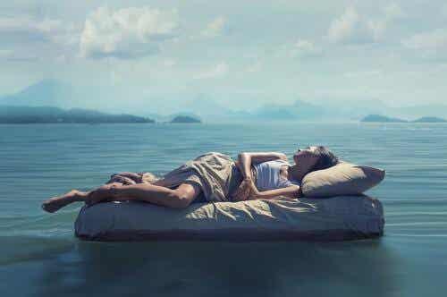 Unen viisi vaihetta