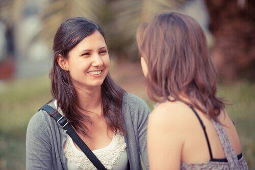 Tehokas kommunikoiminen naisten välillä
