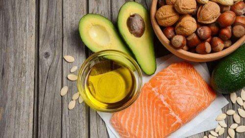 Omega-3 -pitoista ruokaa