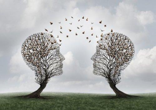 puut ovat pään muotoisia