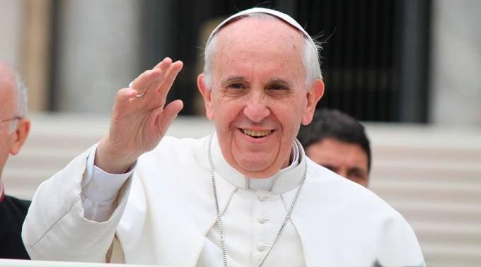 nykypäivän hengelliset johtajat: paavi Franciscus