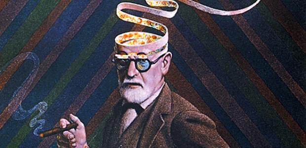Sigmund Freudin persoonallisuusteorian mallit