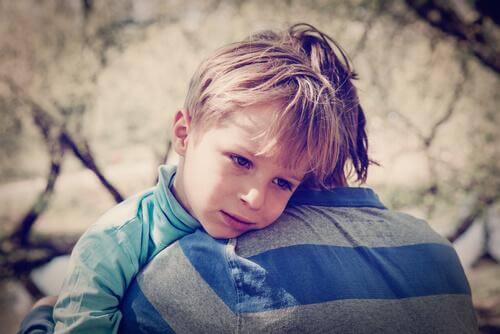 lapsen suru