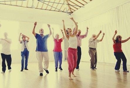 tanssimisen hyödyt kaikille