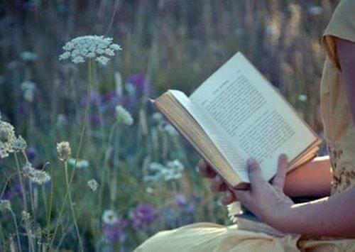 inspiraation löytäminen kirjoista