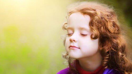 lasten tietoisuustaidot: nauttiminen