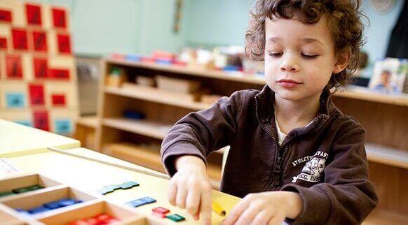 Montessorimenetelmä: uteliaisuus