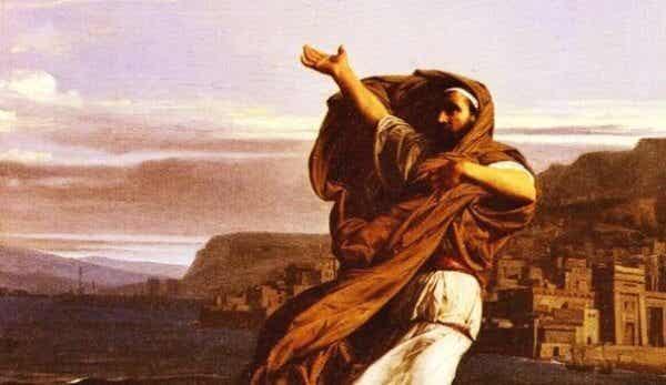 Demosthenes, suuri änkyttävä puhuja
