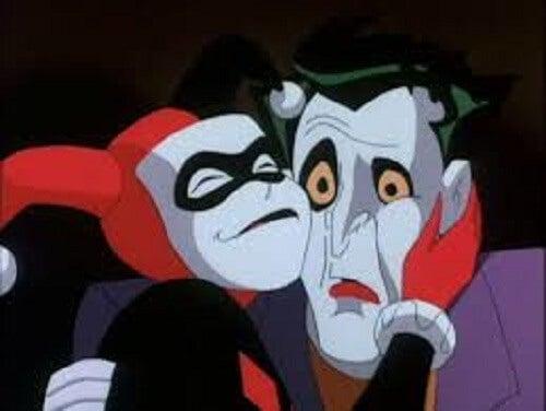 Jokeri ja Harlekiini yhdessä