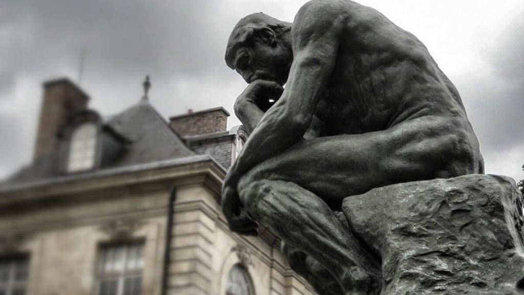 Filosofia ja psykologia: ajattelija