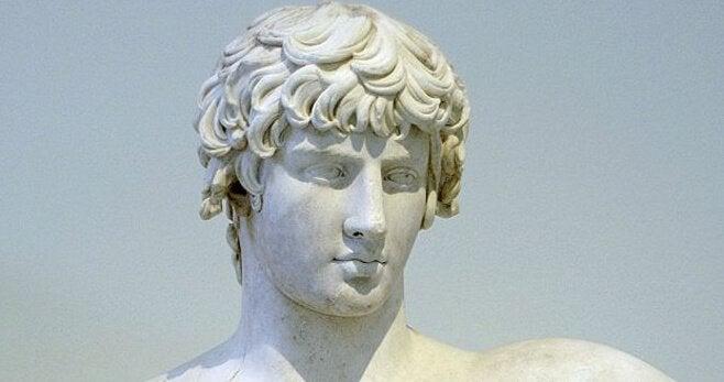 Demostheneen patsas