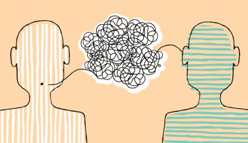 ongelma kommunikaatiossa